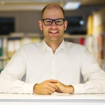 Portraitbild von Reto Hegetschweiler