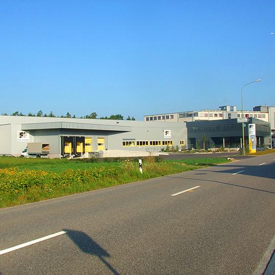 Lagerhalle und Bürogebäude, Bachenbülach