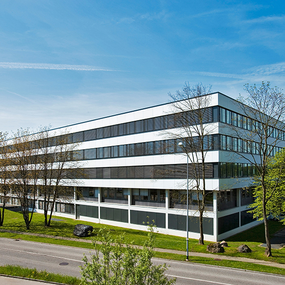 Geschäftshaus Balsberg, Kloten