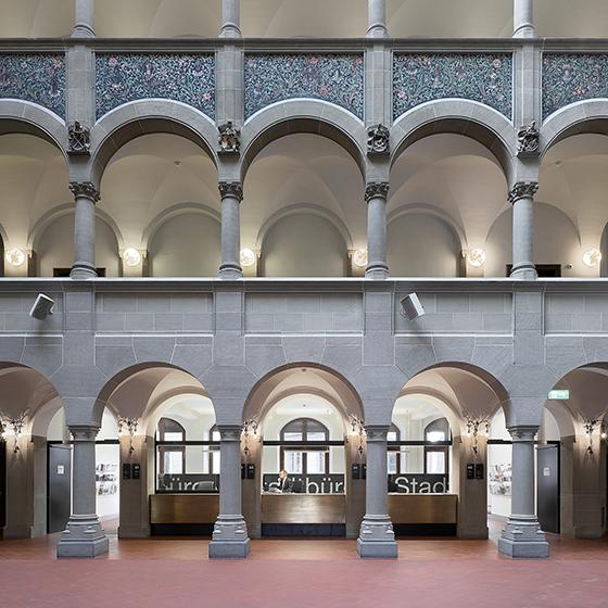 Stadthaus Zürich