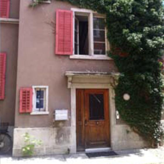 Umbau Wohnhaus Blüemlisalp, Zürich