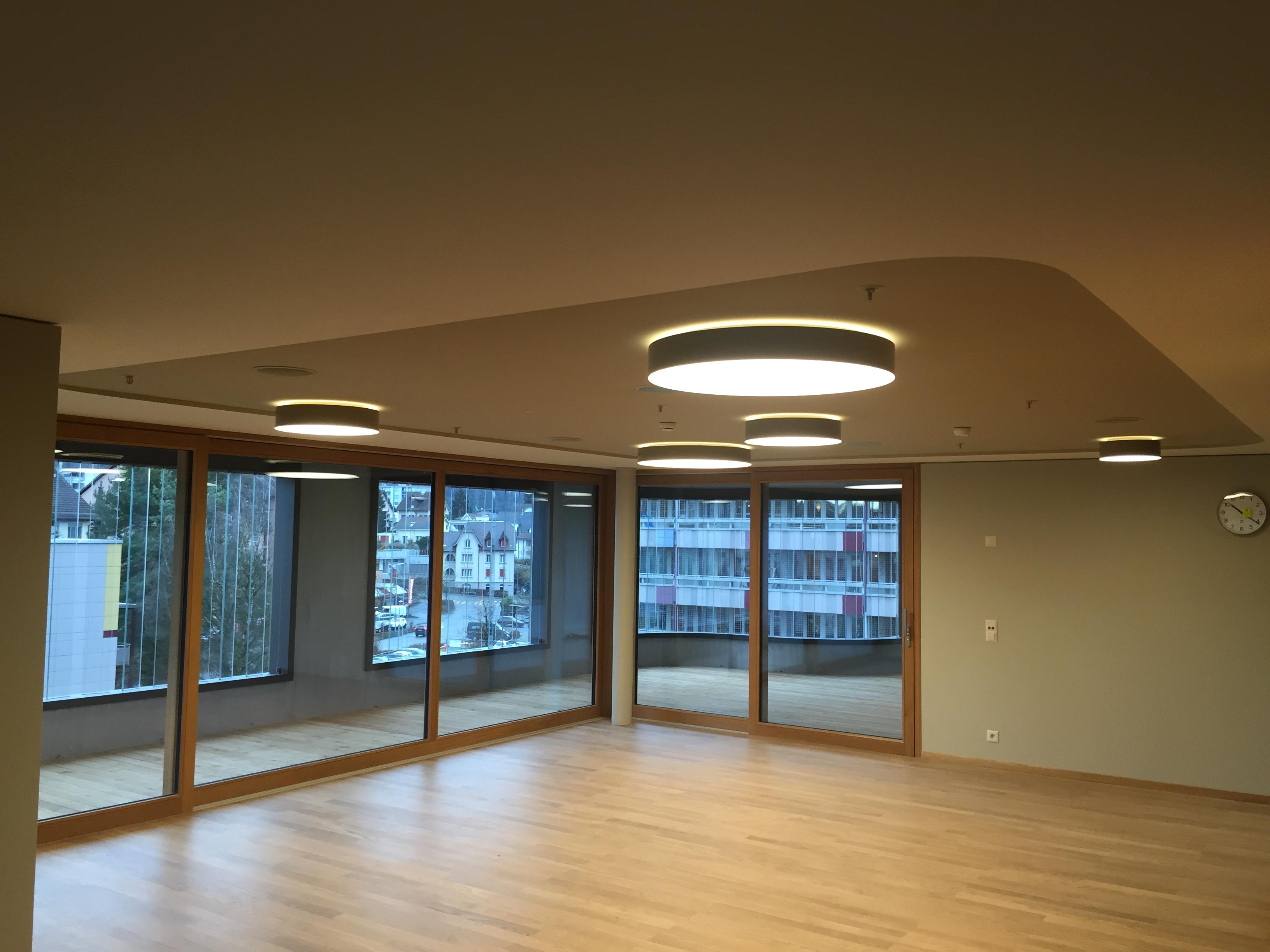 Bild Innenraum Beleuchtung